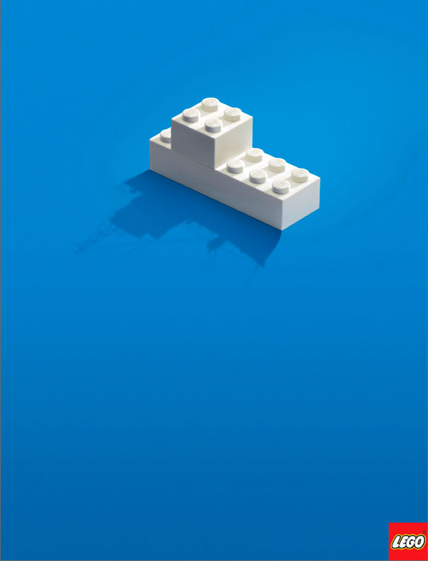At times in Marketing, Less is More – Minimalistic Ads that will Grab Your Attention