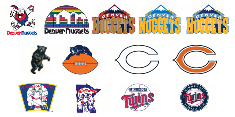 Sports Team Logos Clip Art