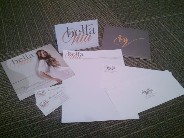 Bellavita mockups