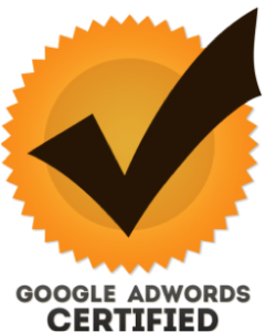 illustration: Badge, google adwords certified