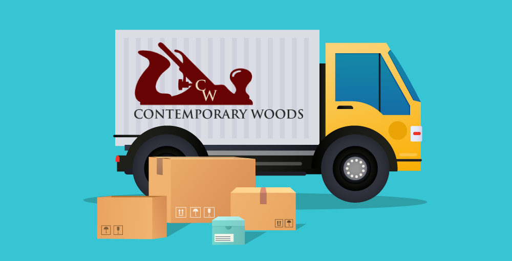 Contemporary Woods – Moving Sale