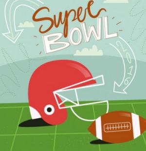 Super Bowl concept