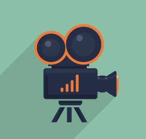 illustration: videography equipment