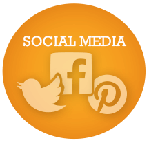 icon: social media logos