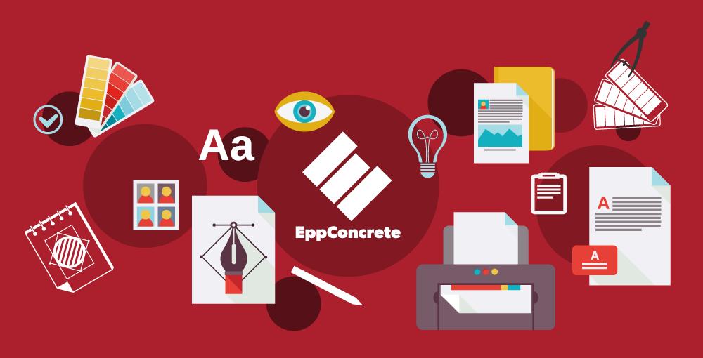 Epp Concrete – Rebranding