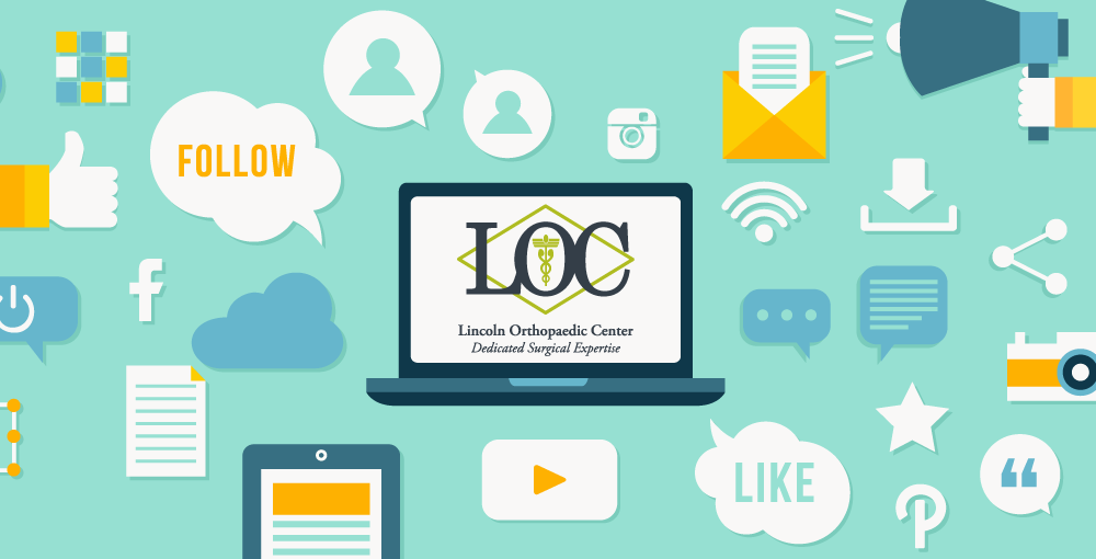 Lincoln Orthopaedic Center (LOC) – Online Campaign