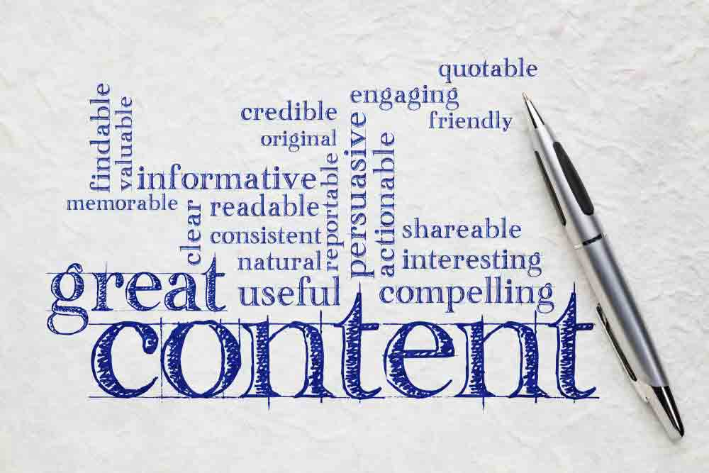 Importance of Great Content on Your Website's About Page