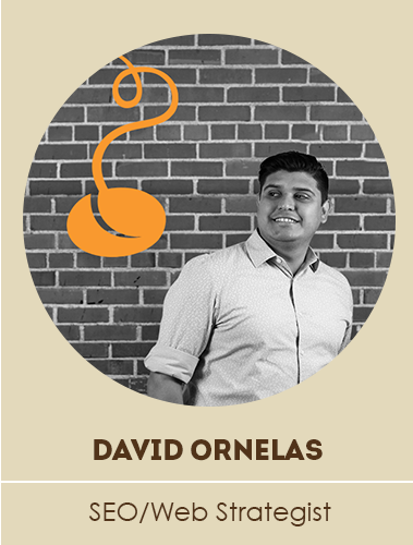 David Ornelas - SEO/Web Strategist