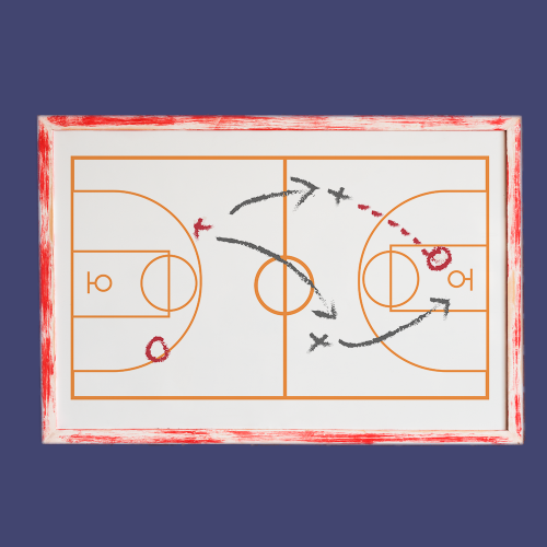 Sports game plan