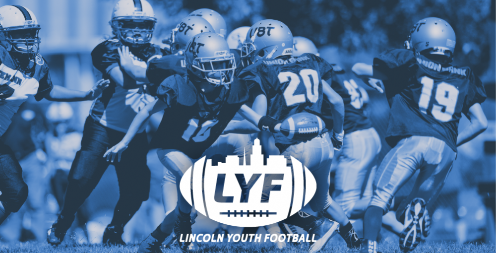 Lincoln Youth Football – Email Campaign