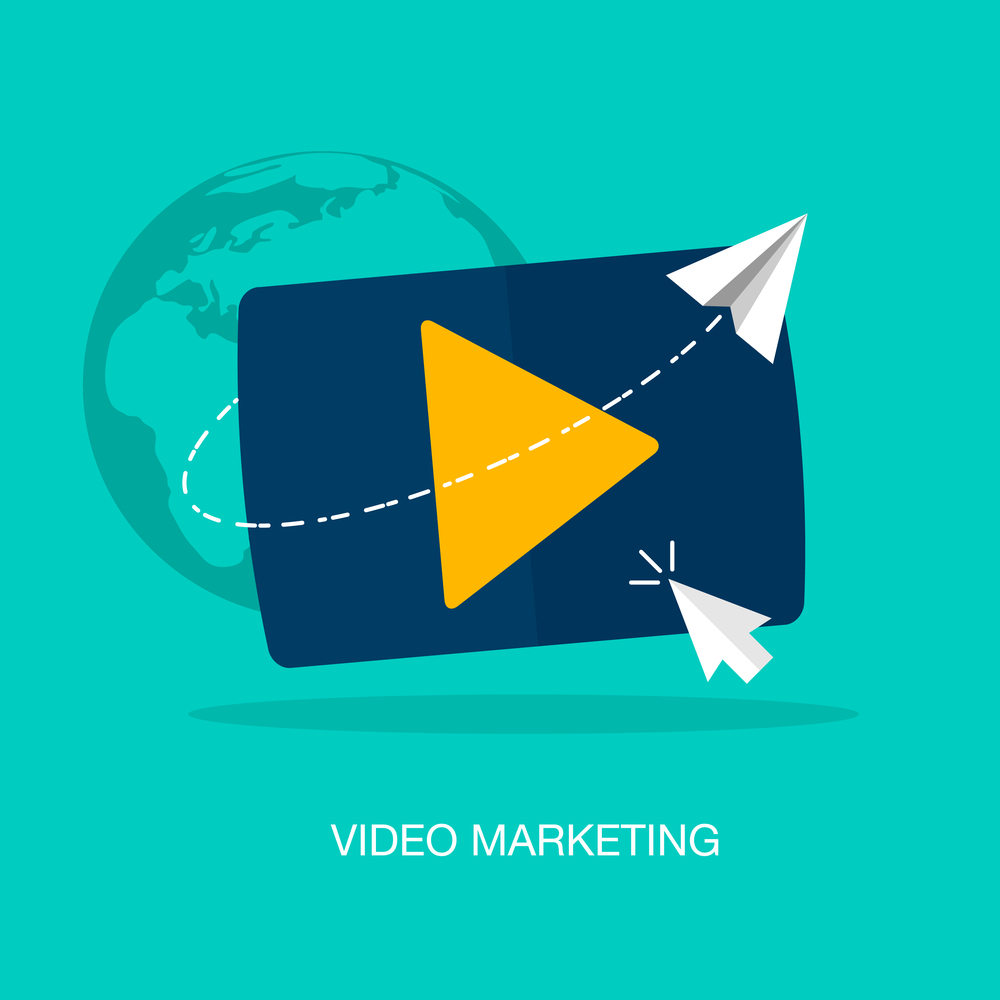 Utilizing video marketing