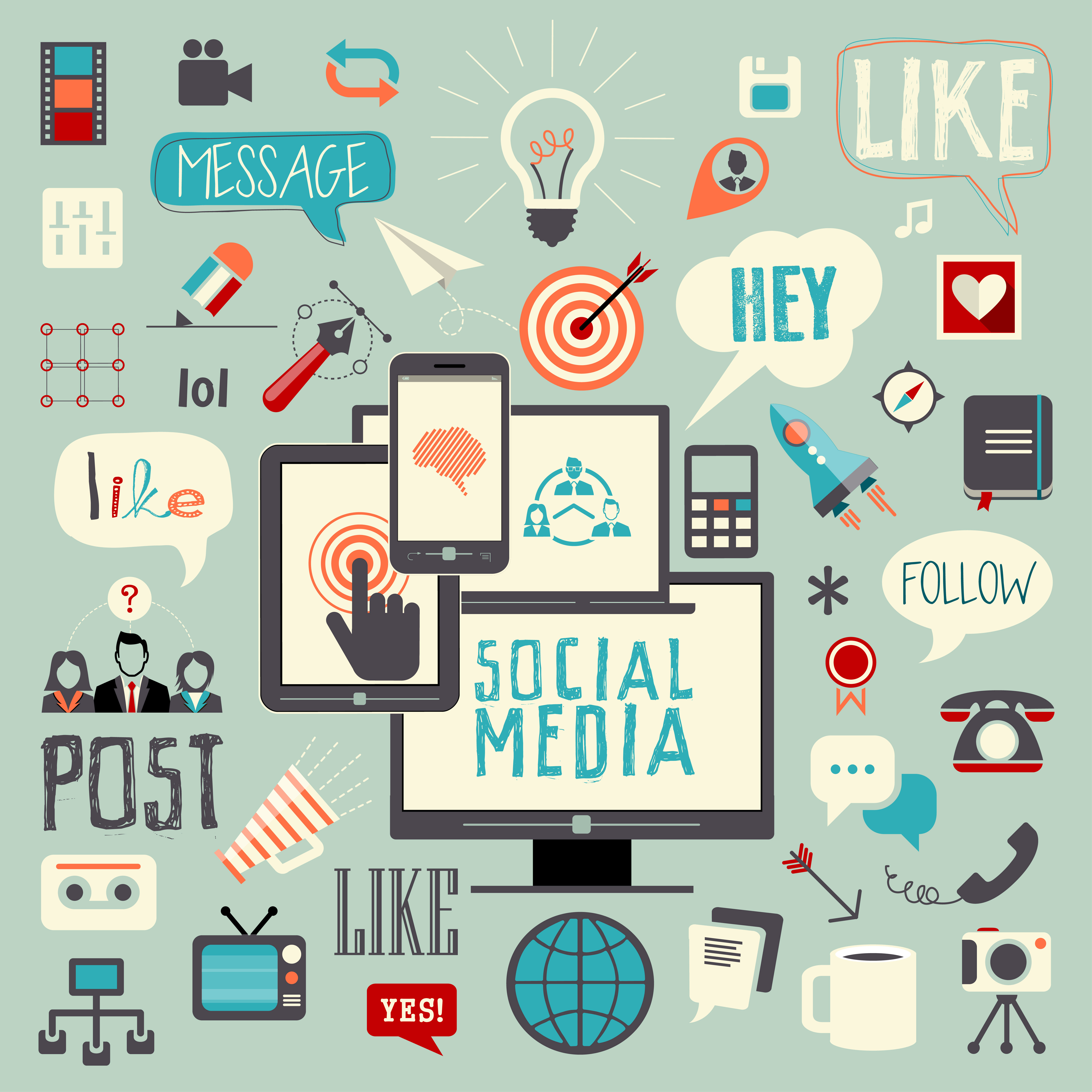 Which Social Media Platform Generates the Most Return Visitors for Media Sites?