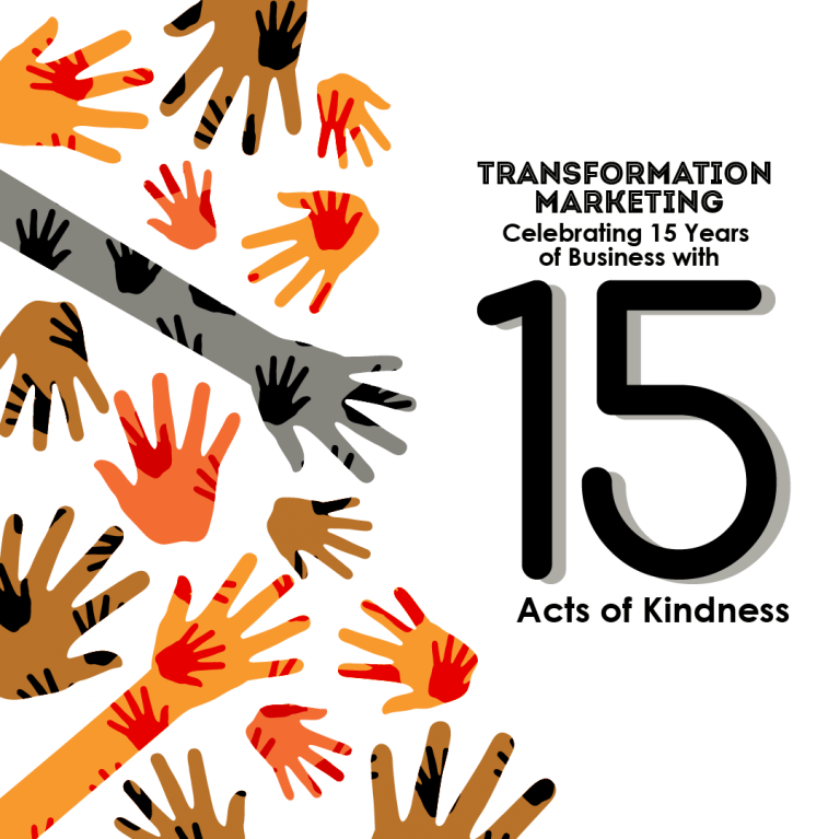 Image for Act 15 of TM's 15 Acts of Kindness for 15 Years of Business