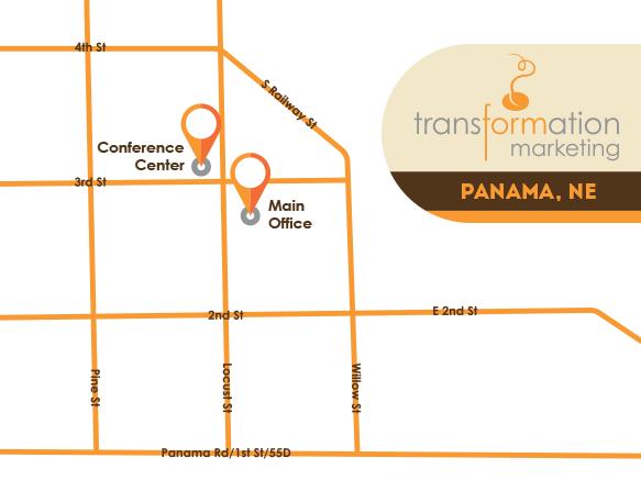 TM map