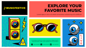 flat icons and illustrution