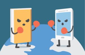 print vs. digital